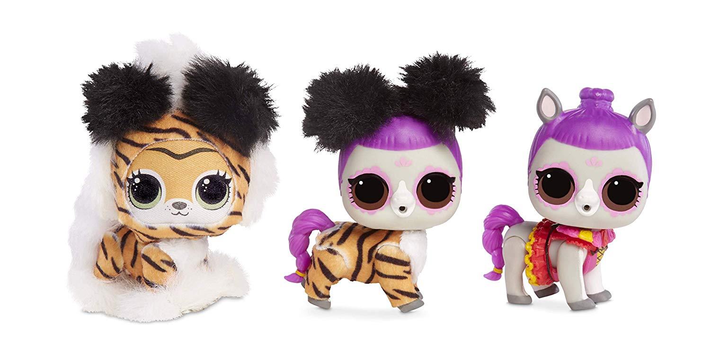 Игровой набор L.O.L. Surprise Winter Disco «Fluffy Pets»