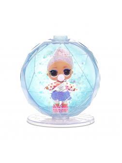 Игровой набор L.O.L. Surprise Winter Disco «Glitter Globe Doll»
