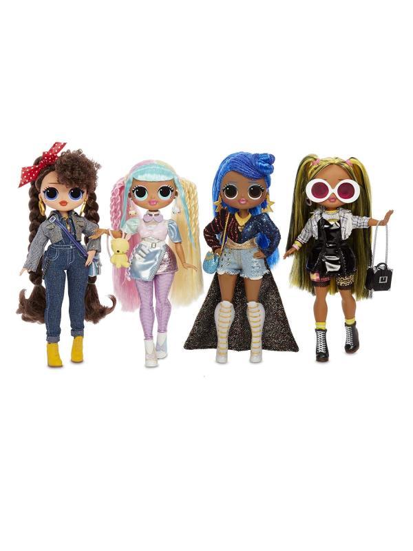 Кукла L.O.L. Surprise O.M.G. Fashion Doll «Alt Grrrl»