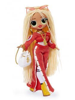 Кукла L.O.L. Surprise O.M.G. Fashion Doll «Swag»