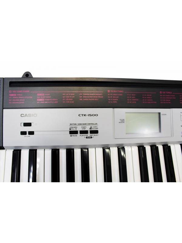 Синтезатор CASIO CTK-1500