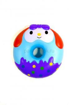 Игрушка-антистресс Squishy Сквиши «Веселый Пончик»