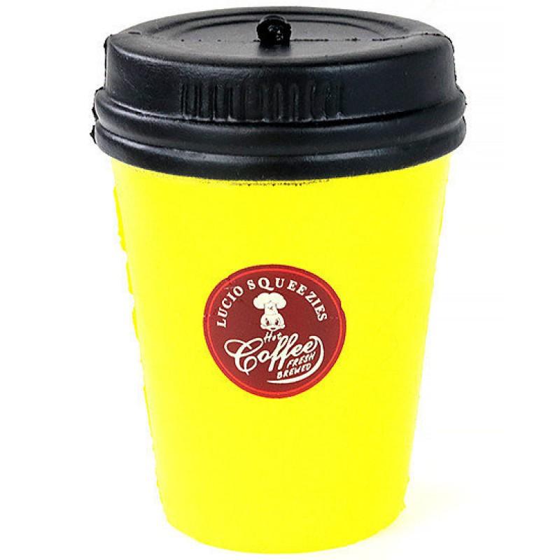 Игрушка-антистресс Squishy Сквиши «Кофе»