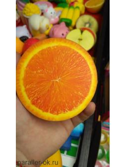 Игрушка-антистресс Squishy Сквиши «Половинка Апельсина»