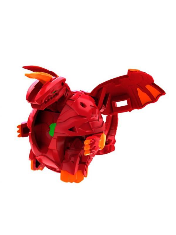 Фигурка-трансформер Бакуган Драго Драгоноид Красный Bakugan Dragonoid от SB