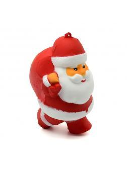 Игрушка-антистресс Squishy Сквиши «Дед Мороз»