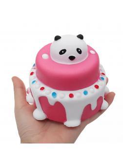 Игрушка-антистресс Squishy Сквиши «Торт Панда»