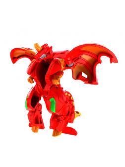 Фигурка-трансформер Бакуган Драго Драгоноид Ультра Красный Bakugan Dragonoid Ultra от SB