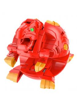 Фигурка-трансформер Бакуган Тирранозавр Трокс Красный Bakugan Trox от SB