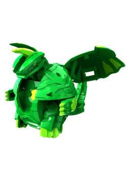 Фигурка-трансформер Бакуган Драгоноид (Bakugan Dragonoid Ventus) от SB / Зелёный