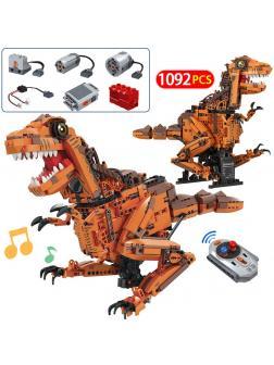 Конструктор Winner «Динозавр» 1127 (MOC) 1092 детали