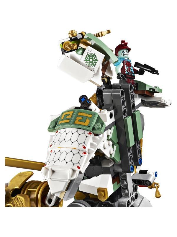 Конструктор Lari «Механический Титан Ллойда» 11331 (НиндзяГо 70676) / 912 деталей