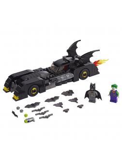 Конструктор Lari «Бэтмобиль: Погоня за Джокером» 11351 (Super Heroes 76119) / 354 детали