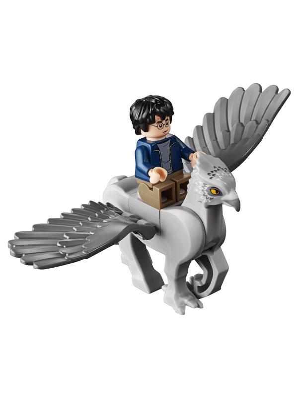 Конструктор Lari «Хижина Хагрида: спасение Клювокрыла» 11343 (Harry Potter 75947) / 520 деталей