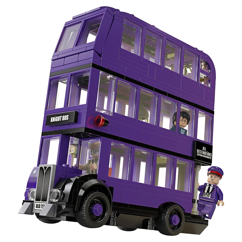 Конструктор Lari  «Автобус Ночной рыцарь» 11342 (Harry Potter 75957) 419 деталей