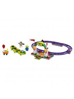 Конструктор Lari «Аттракцион Паровозик» 11317 (Toy Story 10771) 108 деталей