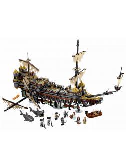 Конструктор LE JI «Безмолвная Мэри» LJ99024 (Pirates of the Caribbean 71042) 2294 детали