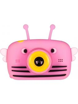 Детский цифровой фотоаппарат с селфи камерой GSMIN Fun Camera View BT600360