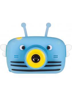 Детский цифровой фотоаппарат с селфи камерой GSMIN Fun Camera View BT600721