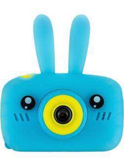 Детский цифровой фотоаппарат с играми и встроенной памятью GSMIN Fun Camera Rabbit BT600059