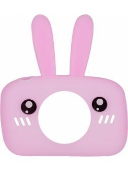 Чехол GSMIN Rabbit Case для детской цифровой камеры GSMIN Fun Camera, BT600851