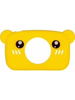 Чехол GSMIN Bear Case для детской цифровой камеры GSMIN Fun Camera, BT600861
