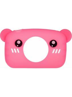 Чехол GSMIN Bear Case для детской цифровой камеры GSMIN Fun Camera, BT600860