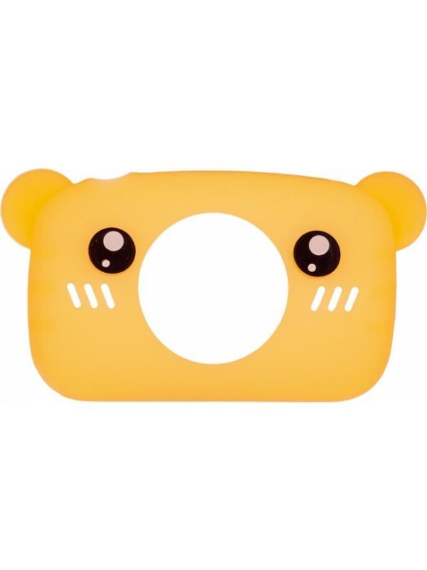 Чехол GSMIN Bear Case для детской цифровой камеры GSMIN Fun Camera, BT600859
