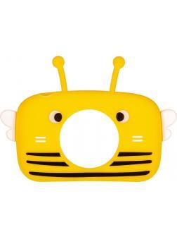 Чехол GSMIN Bee Case для детской цифровой камеры GSMIN Fun Camera, BT600856