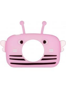 Чехол GSMIN Bee Case для детской цифровой камеры GSMIN Fun Camera, BT600855