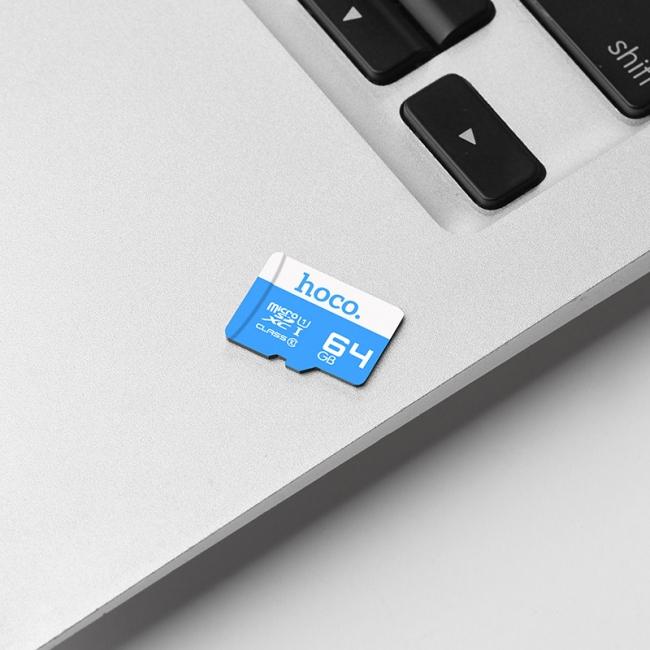 Карта памяти Hoco Micro SDXC Class 10 64GB