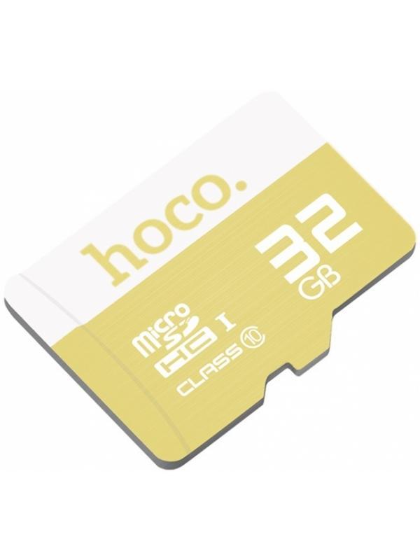 Карта памяти Hoco Micro SDHC Class 10 32GB
