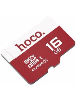 Карта памяти Hoco Micro SDHC Class 10 16GB