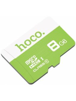 Карта памяти Hoco Micro SDHC Class 10 8GB
