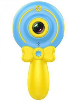 Детский фотоаппарат «Волшебная палочка» X3 Голубой
