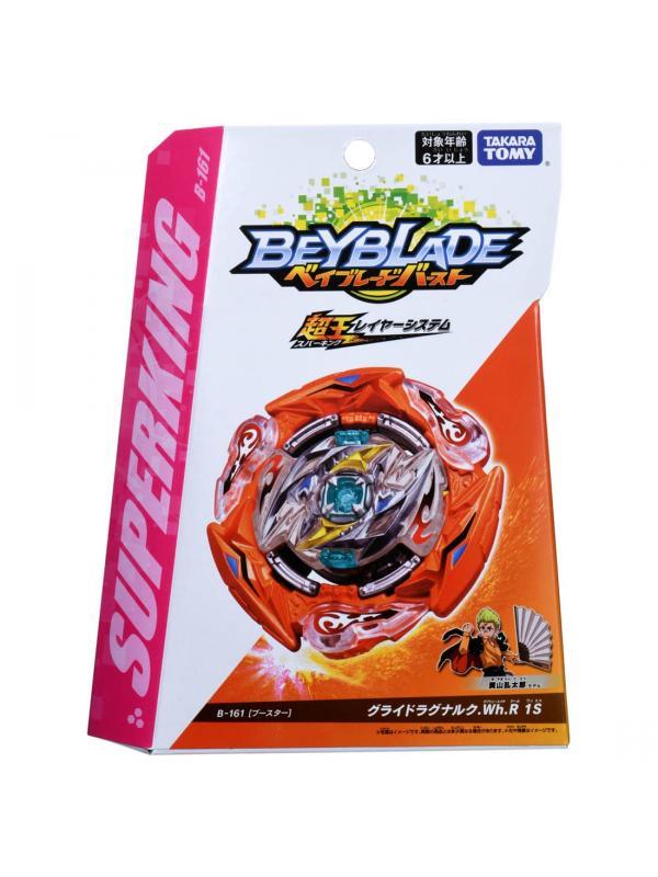 Волчок BEYBLADE Burst «Глайд Рагнарок» (Glide Ragnaruk Wheel Revolve 1S)  B-161 от Takara Tomy