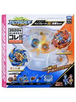 Набор BEYBLADE Burst «Superking Battle Set» B-162 от Takara Tomy