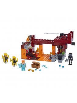 Конструктор Lari «Мост Ифрита» 11362 (Minecraft 21154) 378 деталей