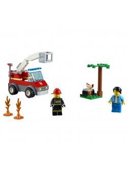 Конструктор LARI «Пожар на пикнике» 11211 (City 60212) / 76 деталей