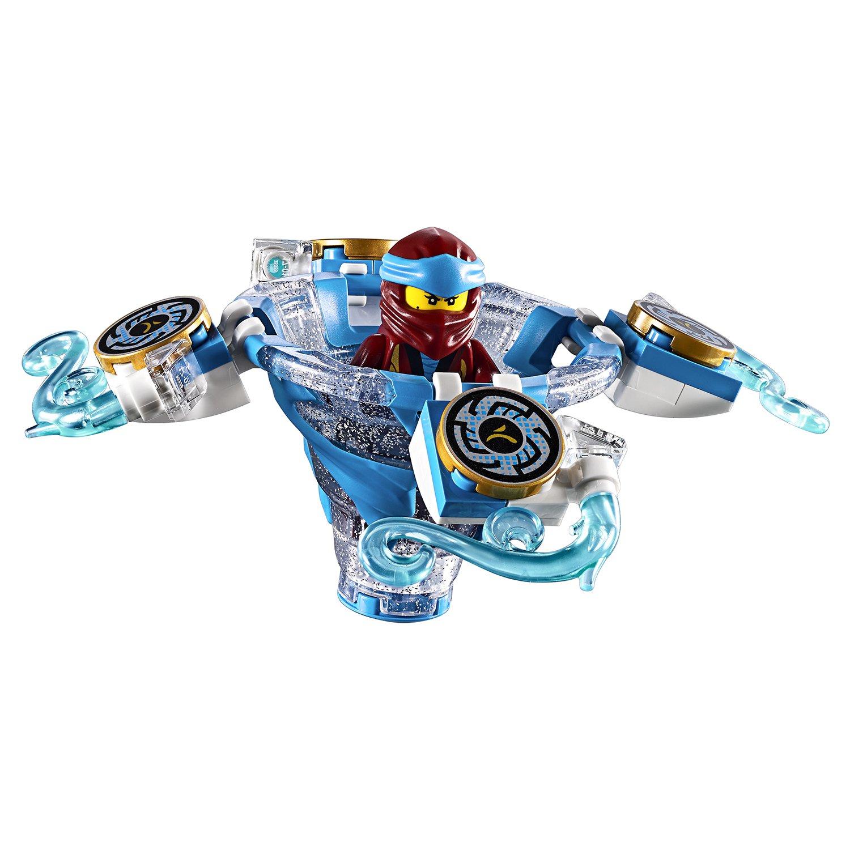 Конструктор Lari «Ния и Ву: мастера Кружитцу» 11156 (НиндзяГо 70663) 239 деталей