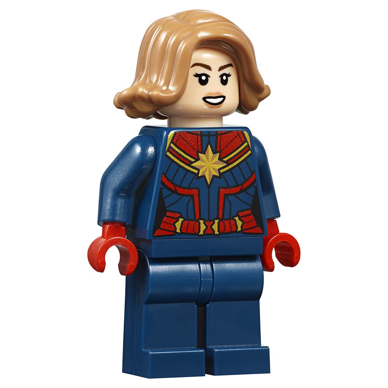 Конструктор Bl «Капитан Марвел и атака скруллов» 11235 (Marvel 76127) 323 детали