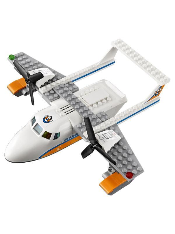 Конструктор Bl «Спасательный самолет береговой охраны» 10751 (City 60164) 153 детали