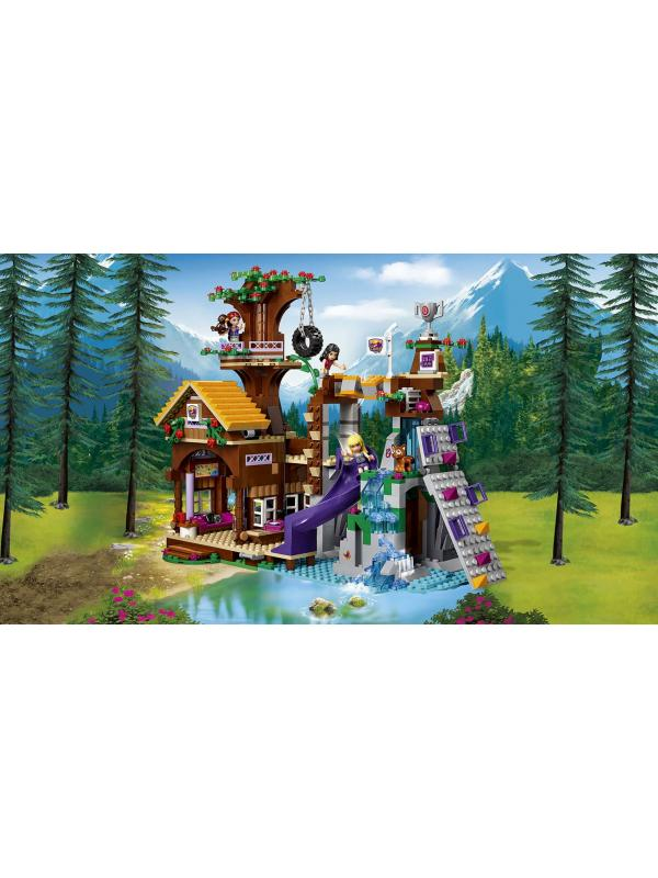 Конструктор Bl «Спортивный лагерь: дом на дереве» 10497 ( Френдс 41122) / 739 деталей