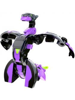 Фигурка-трансформер Бакуган Серпентиз Ультра (Bakugan Serpenteze Ultra Darkus) от SB / Фиолетовый