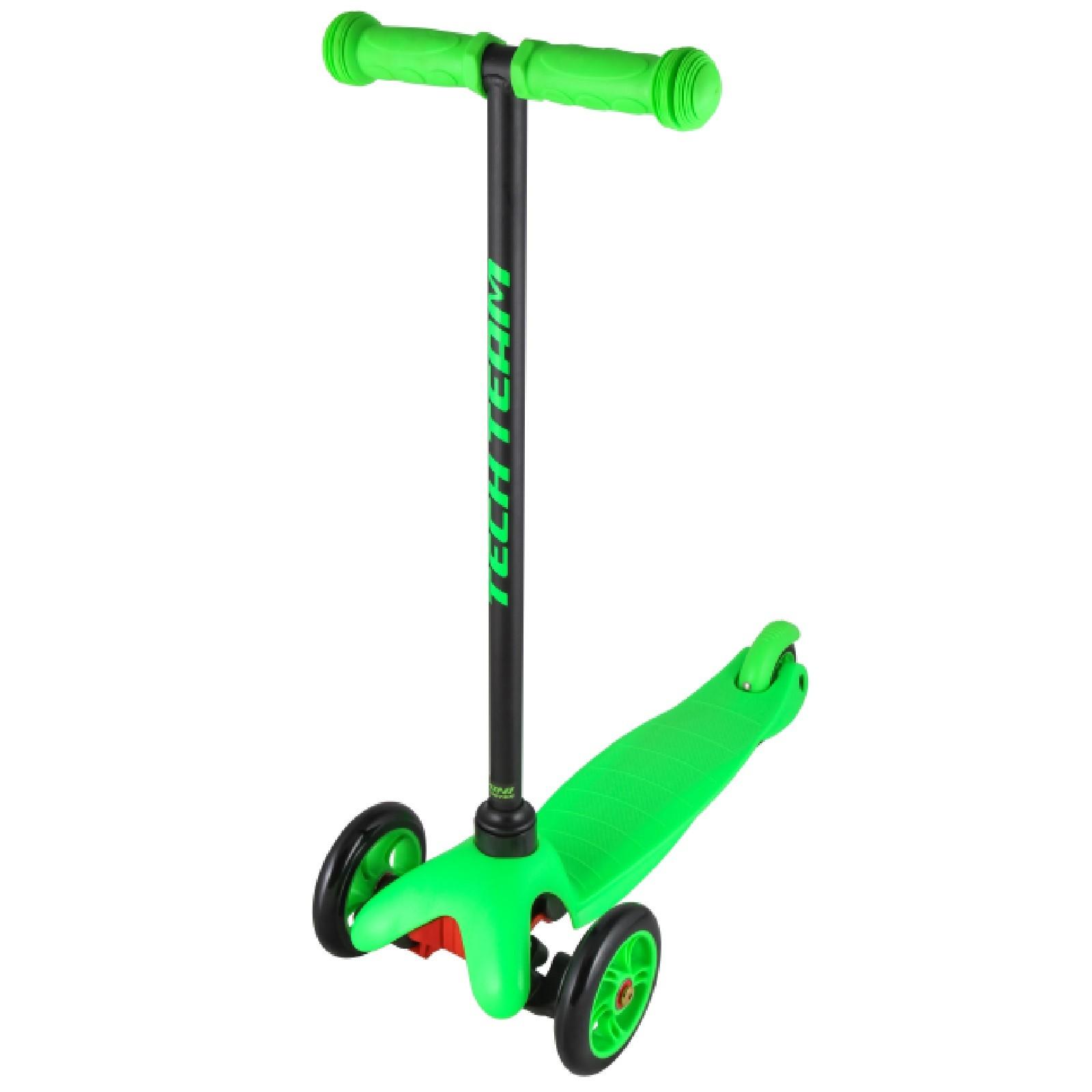 Трехколесный Самокат Scooter Mini 2018 / Зелёный