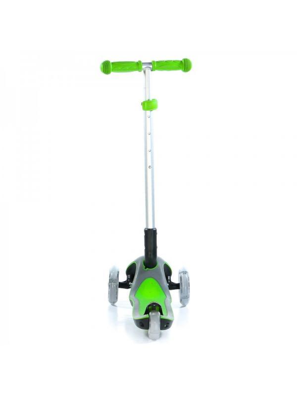 Детский Трехколесный Самокат Scooter Maxi Micar Cosmo / Зелёный