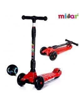 Детский Трехколесный Самокат Scooter Maxi Micar Ultra / Spider