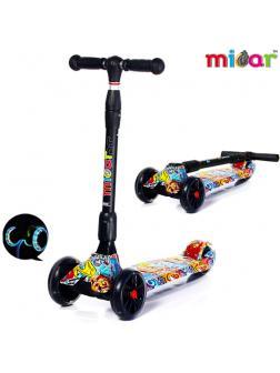 Детский Трехколесный Самокат Scooter Maxi Micar Ultra / Urban