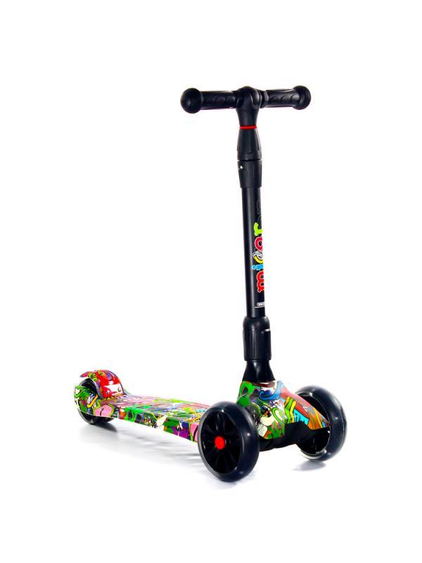 Детский Трехколесный Самокат Scooter Maxi Micar Ultra / Хип-Хоп