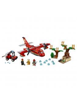 Конструктор Lp «Пожарный самолет» 02137 (City 60217) 407 деталей